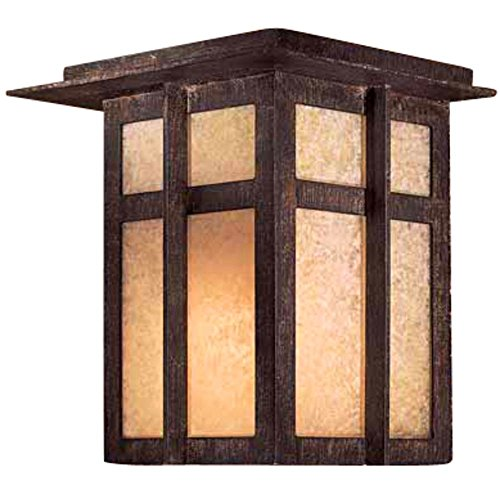 7-1/4-Inch Outdoor Wall Light - 357 Pl Wall