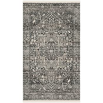 Amazon Com Safavieh Vintage Persian Collection Grey And