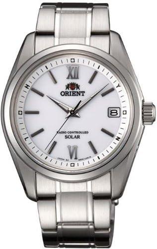 [オリエント時計] 腕時計 WV0041SE シルバー