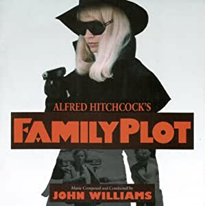 Family Plot OST Soundtrack John Williams