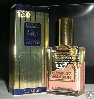 Alexandra de Markoff Countess Isserlyn Liquid Makeup 1 fl oz (Alexandra De Markoff Makeup)