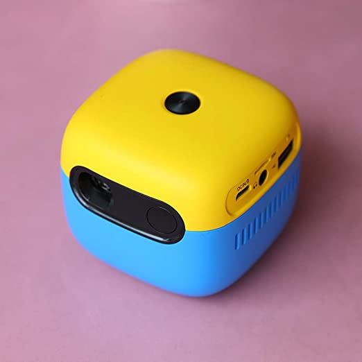 OFAY Mini Proyector Inteligente HD 1080P Proyector LED Casero ...
