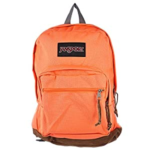 JanSport Unisex Right Pack Tahitian Orange Backpack