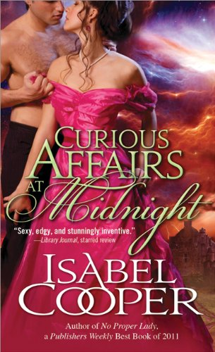 book cover of Curious Affairs at Midnight