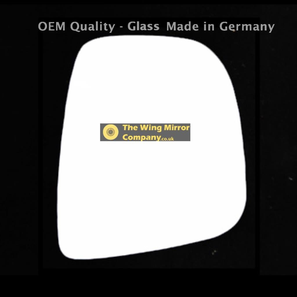 Right Hand Side Door Mirror Glass Convex For CITR-Berlingo Year 2012 To 2018