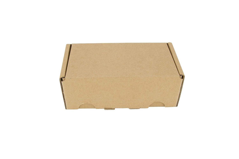 25 St/ück Faltkarton Faltschachtel Karton Geschenkbox Geschenkschachtel 120x70x45mm f/ür Schmuck Kleinteile Versandhandel uvm.