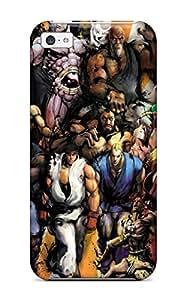 Iphone 5c Case Bumper Tpu Skin Cover For Street Fighter Accessories