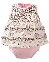 Momsbabe Summer Baby Girls Dress, Soft Cotton...
