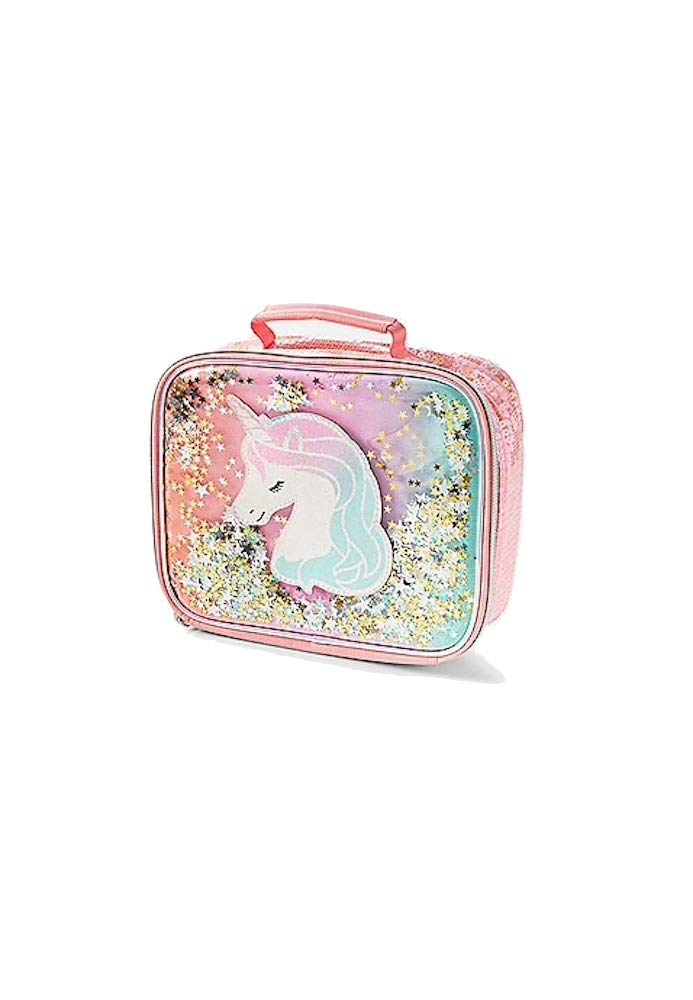 Justice Lunch Tote Unicorn Ombre Shaky by Justice