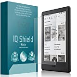 Kindle Screen Protector, IQ Shield Matte Full Coverage Anti-Glare Screen Protector for Kindle (6',2016)(8th Generation Gen)(E-reader) Bubble-Free Film - with