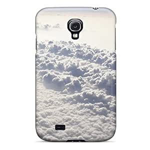 Durable Landscape Above The Sky Back Case/cover For Galaxy S4