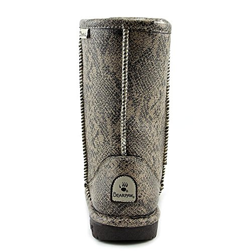 Scarpone Da Donna Emma Short Snow Boot Stampa Serpente Naturale