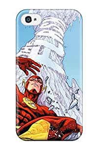 TYH - Best 2457320K58761359 premium Phone Case For ipod Touch 4 Justice League Tpu Case Cover phone case