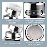 Upgraded 2020 Srmsvyd Movable Kitchen Faucet Head