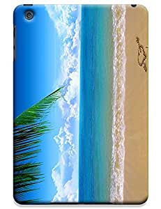 Green blue sky ocean cell phone cases for Apple Accessories iPadmini iPad Mini