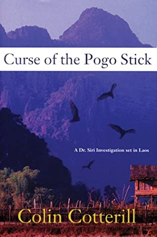 book cover of Curse of the Pogo Stick