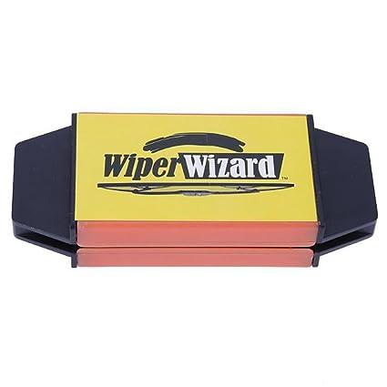 TOOGOO Asistente de limpiaparabrisas de parabrisas del coche Restaurador de aranazos de parabrisas de auto con