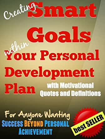 ready to use personal development plan
