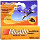 Micatin Antifungal Cream - 0.5 oz