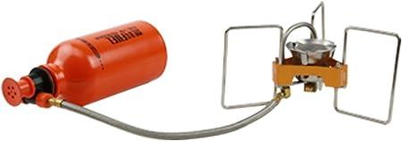Estufa de gasolina portátil de camping para uso al aire libre ...
