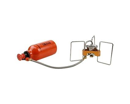 Estufa de gasolina portátil de camping para uso al aire libre, estufa de gasolina,