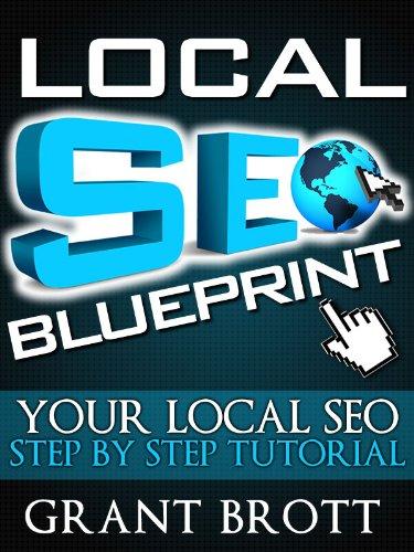 Local SEO Blueprint Grant Brott ebook product image