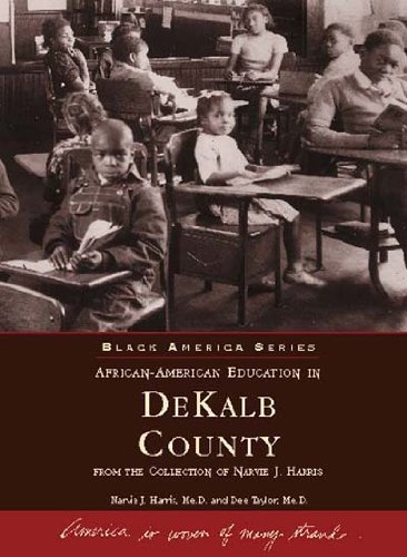 African American Education in DeKalb County  (GA)  (Black America)
