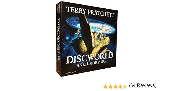 Discworld: Ankh-Morpork Board Game: Amazon.es: Juguetes y juegos