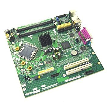 (Genuine Dell Motherboard For Optiplex GX520 Tower Systems Part Number: WG233, H8052)