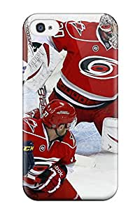 case for mobiephone's Shop carolina hurricanes (61) NHL Sports & Colleges fashionable iPhone 4/4s cases 2040054K226269005