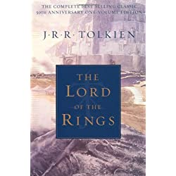 By J.R.R. Tolkien - The Lord of the Rings: 50th Anniversary, One Vol. Edition (12.2.2004)