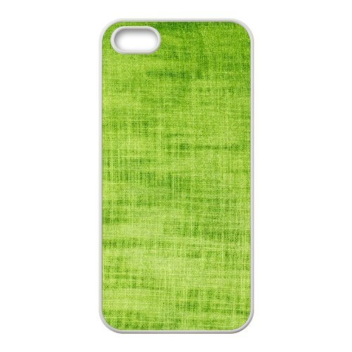 new concept 29207 f765e Amazon.com: Sexyass Cool Green Fabric Texture IPhone 5,5S Case ...