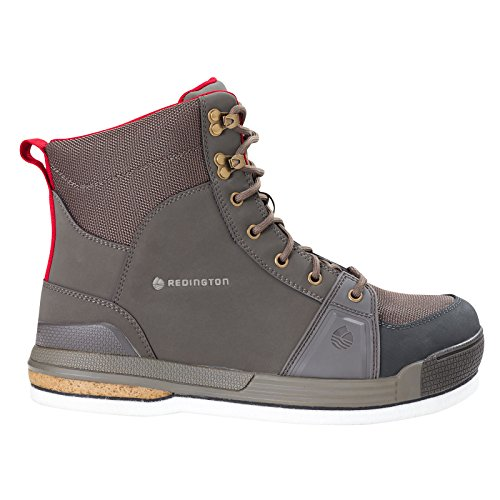 Redington Prowler Felt Boot - Men's Bark, 13.0 (Redington Boot)