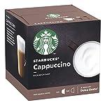 Starbucks-Cappuccino-by-Nescaf-Dolce-Gusto-6-Confezioni-da-12-Capsule-72-Capsule-36-Bevande
