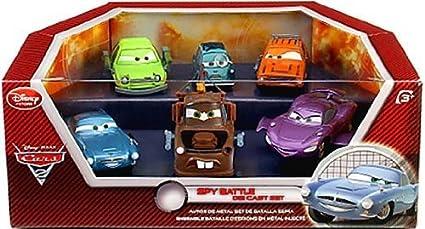 Amazon Com Disney Pixar Cars 2 Movie Exclusive Die Cast Car