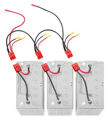Connect Ease CE36VBK Easy 36V Trolling Motor Connection Kit