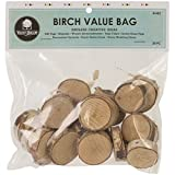 Walnut Hollow Birch Bark Edge Value Bag 20pc