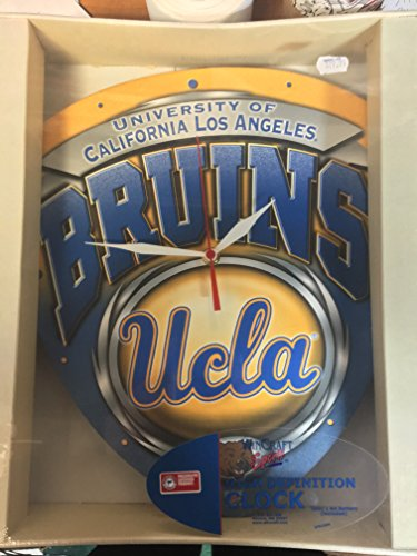 2005 UCLA Bruins Battery Operated High Definition Wall Clock By Wincraft Sports