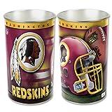 Redskins WinCraft NFL Wastebasket