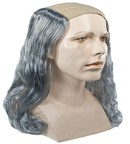 [Bargain Ben Franklin Wig] (Ben Franklin Adult Mens Costumes)