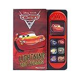 Cars 3 Little Sound Book Lightning McQueen 9781503715219