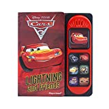 img - for Cars 3 Little Sound Book Lightning McQueen 9781503715219 book / textbook / text book