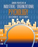 Current Perspectives in Industrial/Organizational Psychology by Lowenberg Guela Conrad Kelley A. (1997-12-16) Hardcover