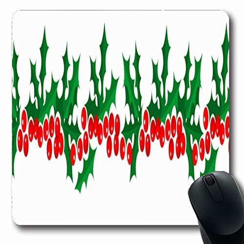 VivYES Gaming Mousepad Custom Green Flat Merry