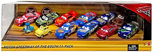 The South Diecast Car (Disney Pixar Motor Speedway of the South 11 Park - Target Exclusive)