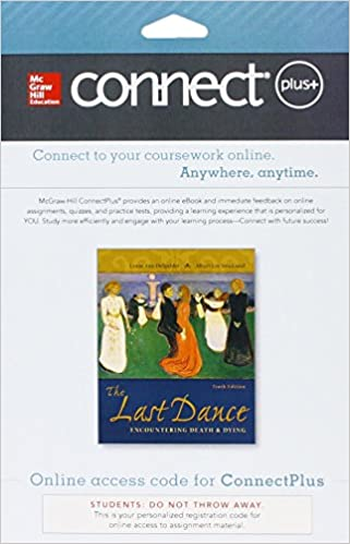 Connect access card for the last dance encountering death and dying connect access card for the last dance encountering death and dying lynne ann despelder albert lee strickland 9781259302275 books amazon fandeluxe Images