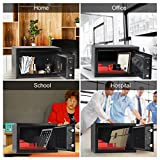 Fireproof Waterproof Safes for Home Money and