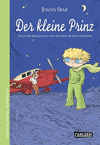 Graphic Novel Paperback: Der kleine Prinz