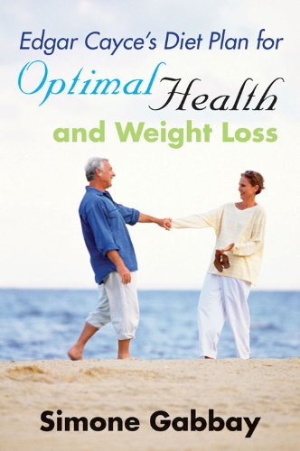 Edgar Cayce's Diet Plan for Optimal Health and Weight for sale  Delivered anywhere in USA