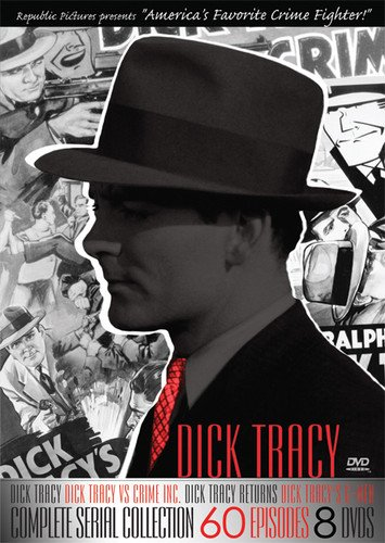 Dick Tracy: Complete Serial Collection